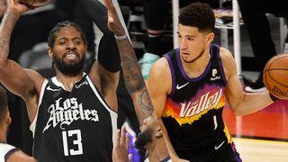 Clippers vs Suns live stream