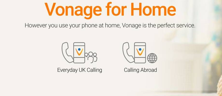 Vonage for Home review