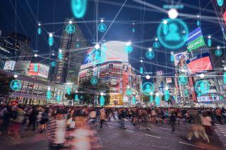 advertising, smart cities, technology