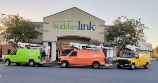 Suddenlink trucks