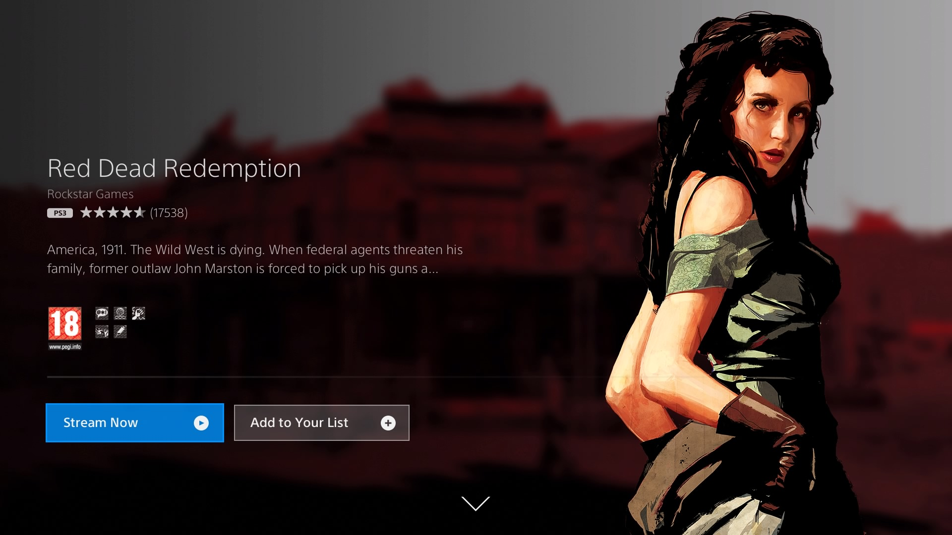 PlayStation Now review: Read Dead Redemption