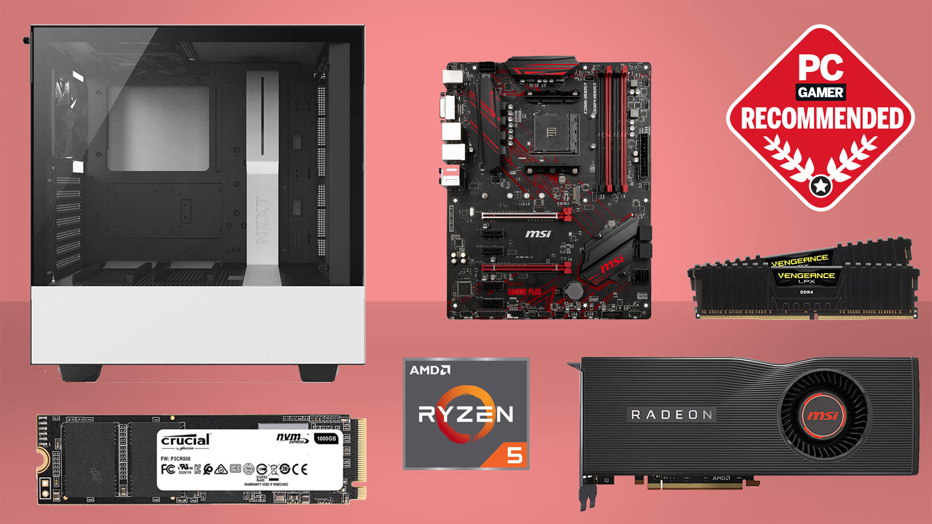 2020 Gaming PC build guide: Get your rig ready for the biggest games of  2020 | PC Gamer