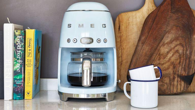 Smeg coffee machine - best coffee maker