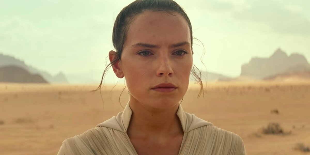 Star Wars' Daisy Ridley Explains Why The Rise Of Skywalker Was Her Favorite To Film