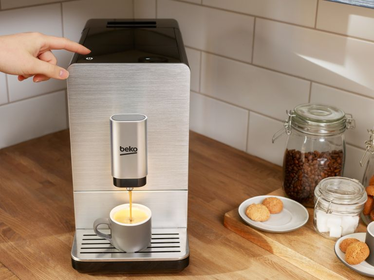 Beko coffee machine