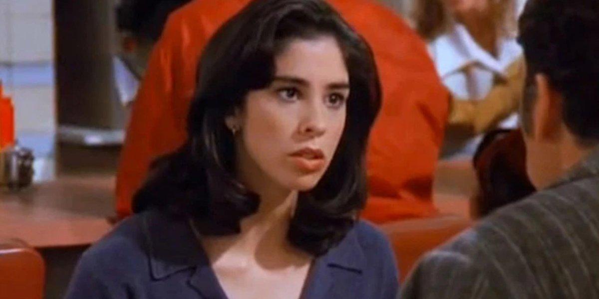 Sarah Silverman on Seinfeld