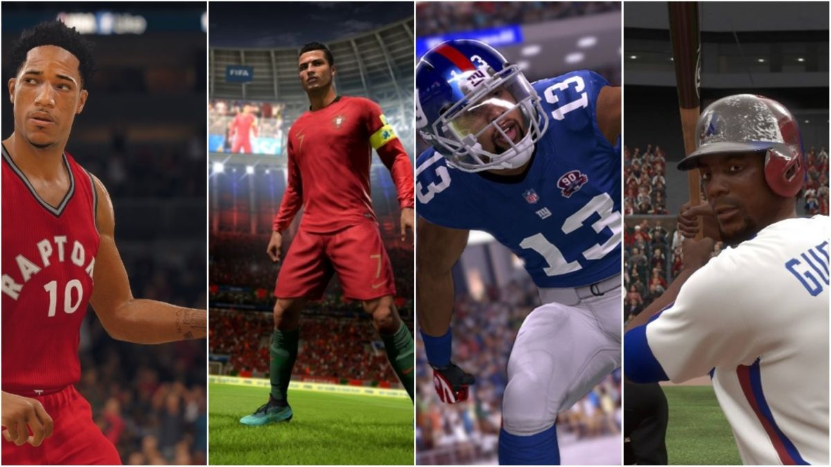 World Cup of sports games: cast your vote for the ultimate franchise of all time