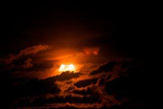 Annular Solar Eclipse Seen in Northern Territories, Australia