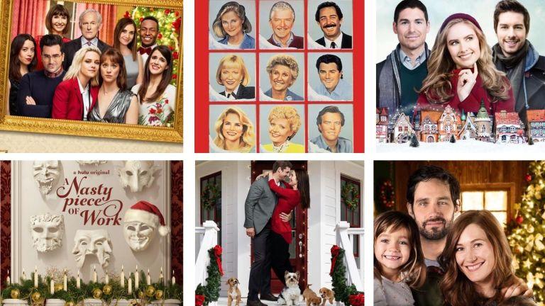 Best Christmas movies on Hulu 2021 — movie posters