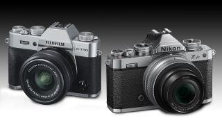 Nikon Z fc vs Fujifilm X-T30