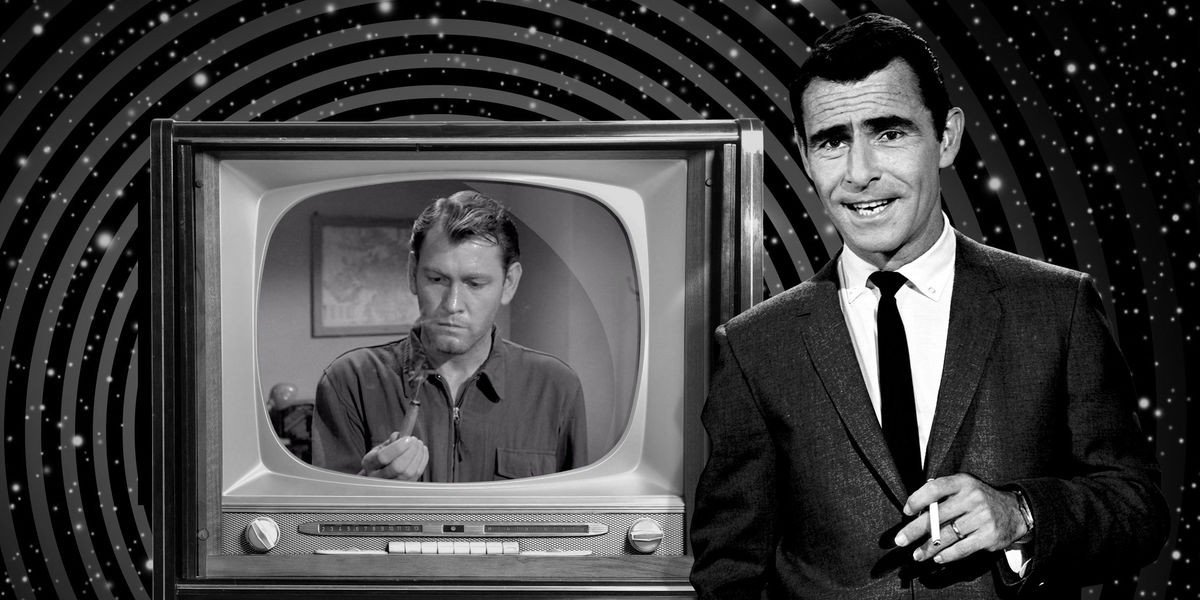 Rod Serling on The Twilight Zone