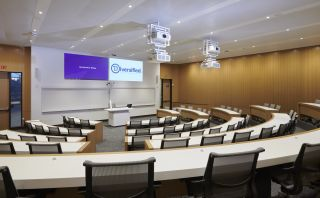 Using IP Broadcast Tech in Higher Ed