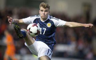 Scotland U21 v Holland U21 – 2019 UEFA Euro U21 Qualifying – St Mirren Park
