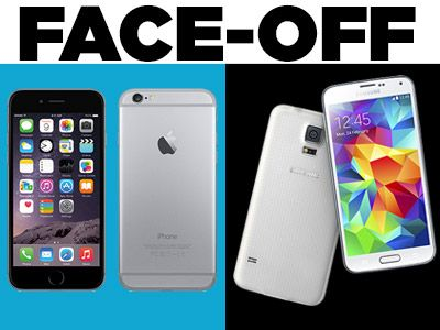 Samsung Galaxy S5 vs  Apple iPhone 6: And the Winner Is