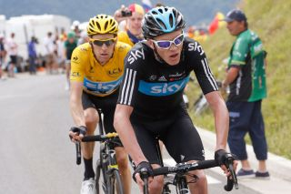 Froome Wiggins