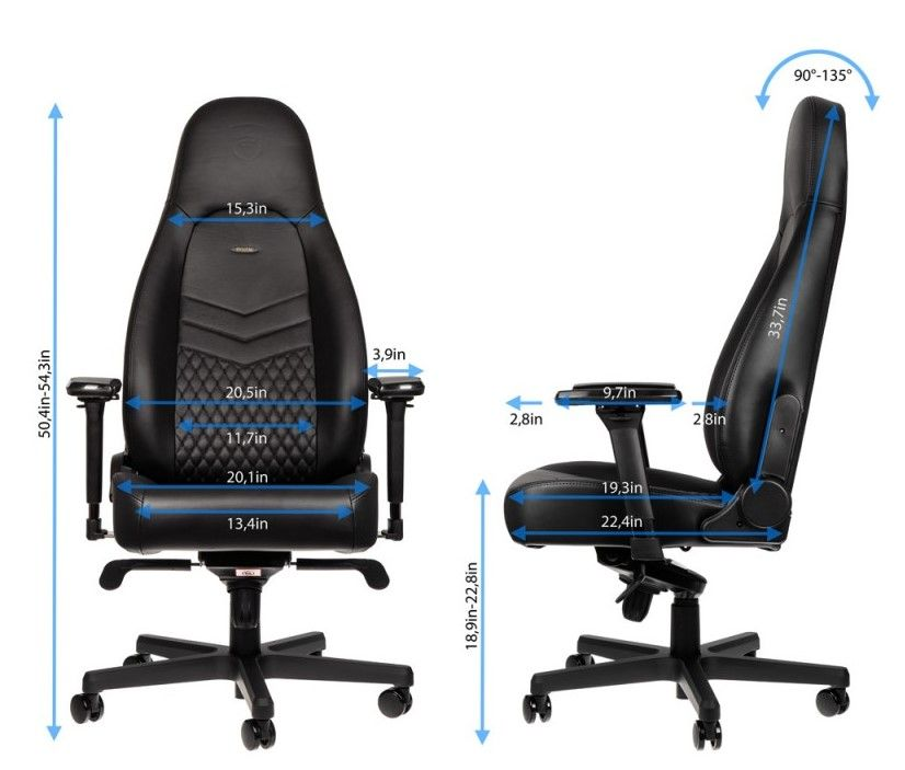 Fabulous Best Black Friday Gaming Chair Deals 2019 Gamesradar Pabps2019 Chair Design Images Pabps2019Com