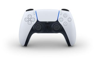 PlayStation 5 DualSense Controller Front View
