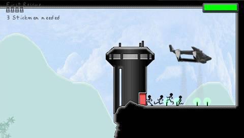 Save Stickmen From Death In Stick Man Rescue #20115