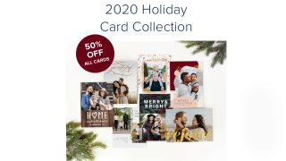 It's never too early to start thinking about (whisper it) Christmas photo cards