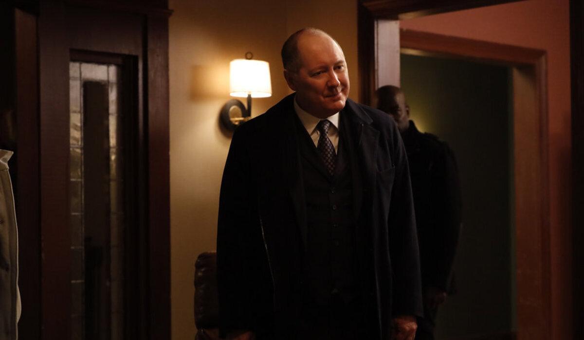 The Blacklist James Spader Raymond Red Reddington Hisham Tawfiq Dembe Zuma NBC
