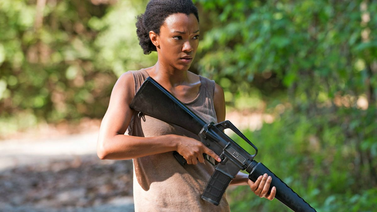 Star Trek: Discovery's finally revealed its lead actress - and she's a Walking Dead survivor