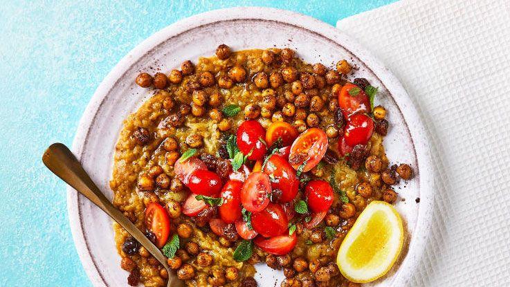Lentil stew: Gousto moroccan stew
