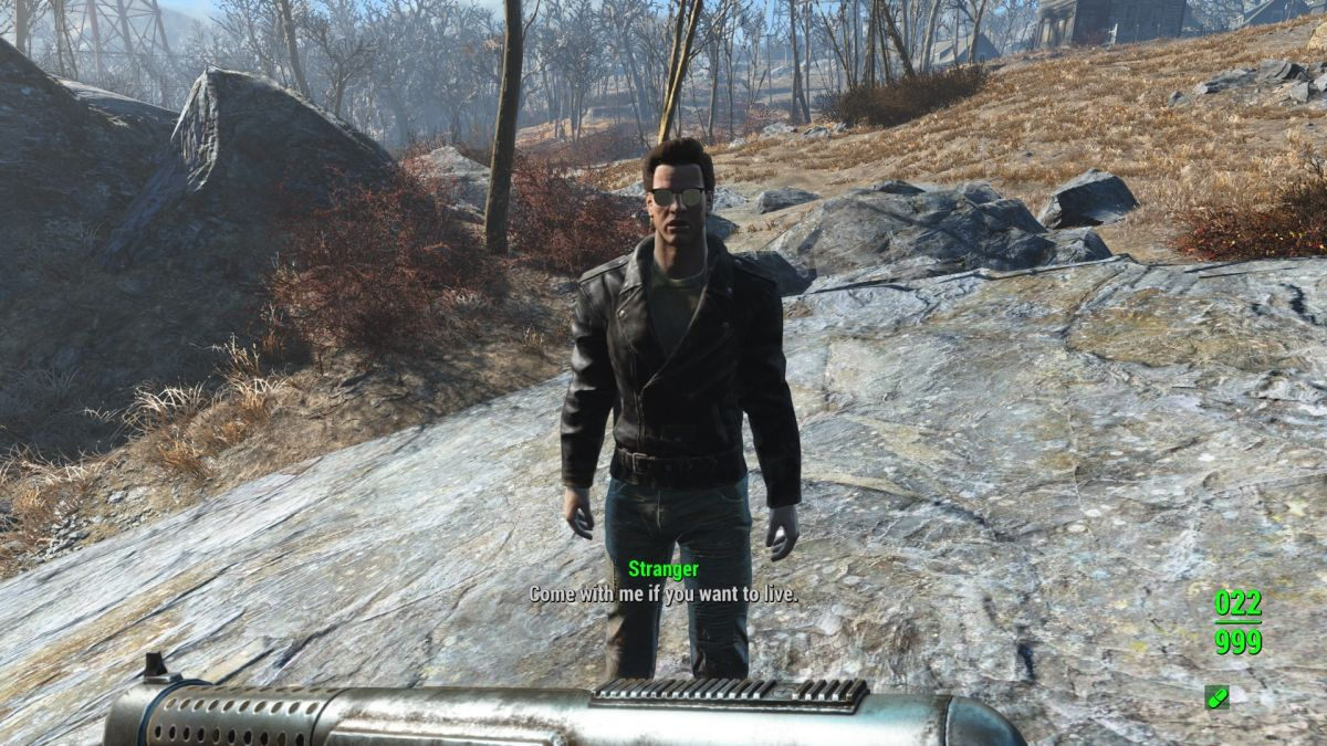 Fallout 4 Der Rote Tod