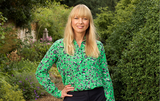 Sara Cox: 'Love in the Countryside is not a cruel show'