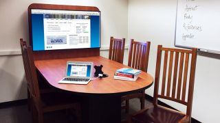 John Jay College of Criminal Justice: Collaborative Systems in Group Study Rooms