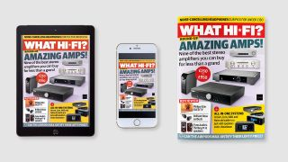 February 2021 issue of What Hi-Fi? out now!