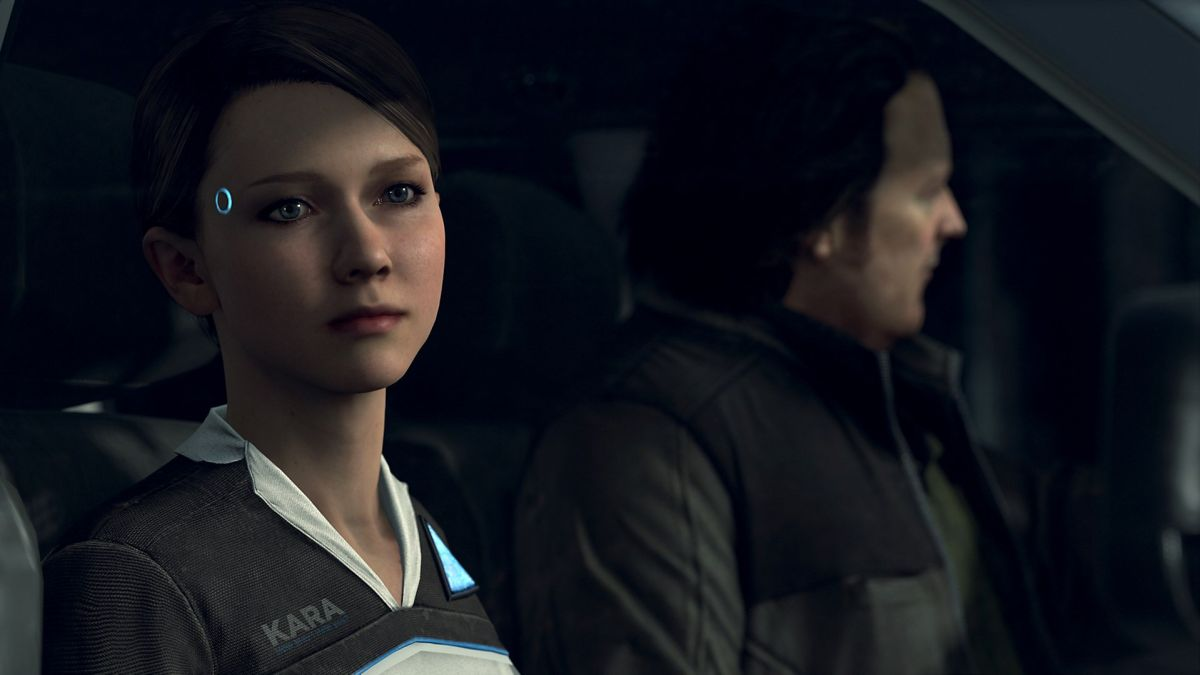Detroit: Become Human system requirements recommend a GTX 1080