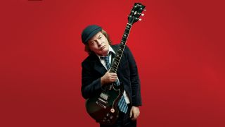 AC/DC's Angus Young