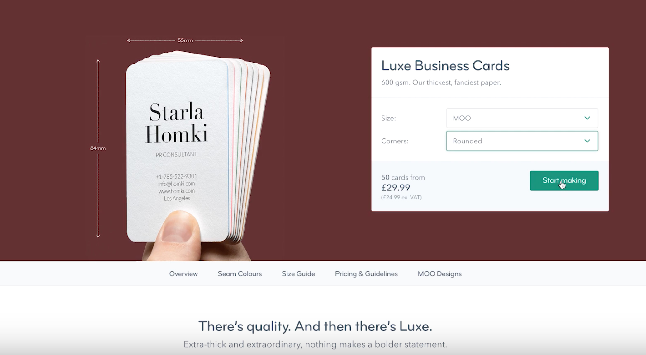 Create better business cards in less than five minutes | Creative Bloq