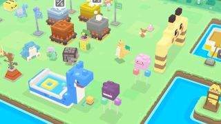 Pokemon in Pokemon Quest