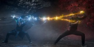 Shang-Chi And The Legend Of The Ten Rings fight