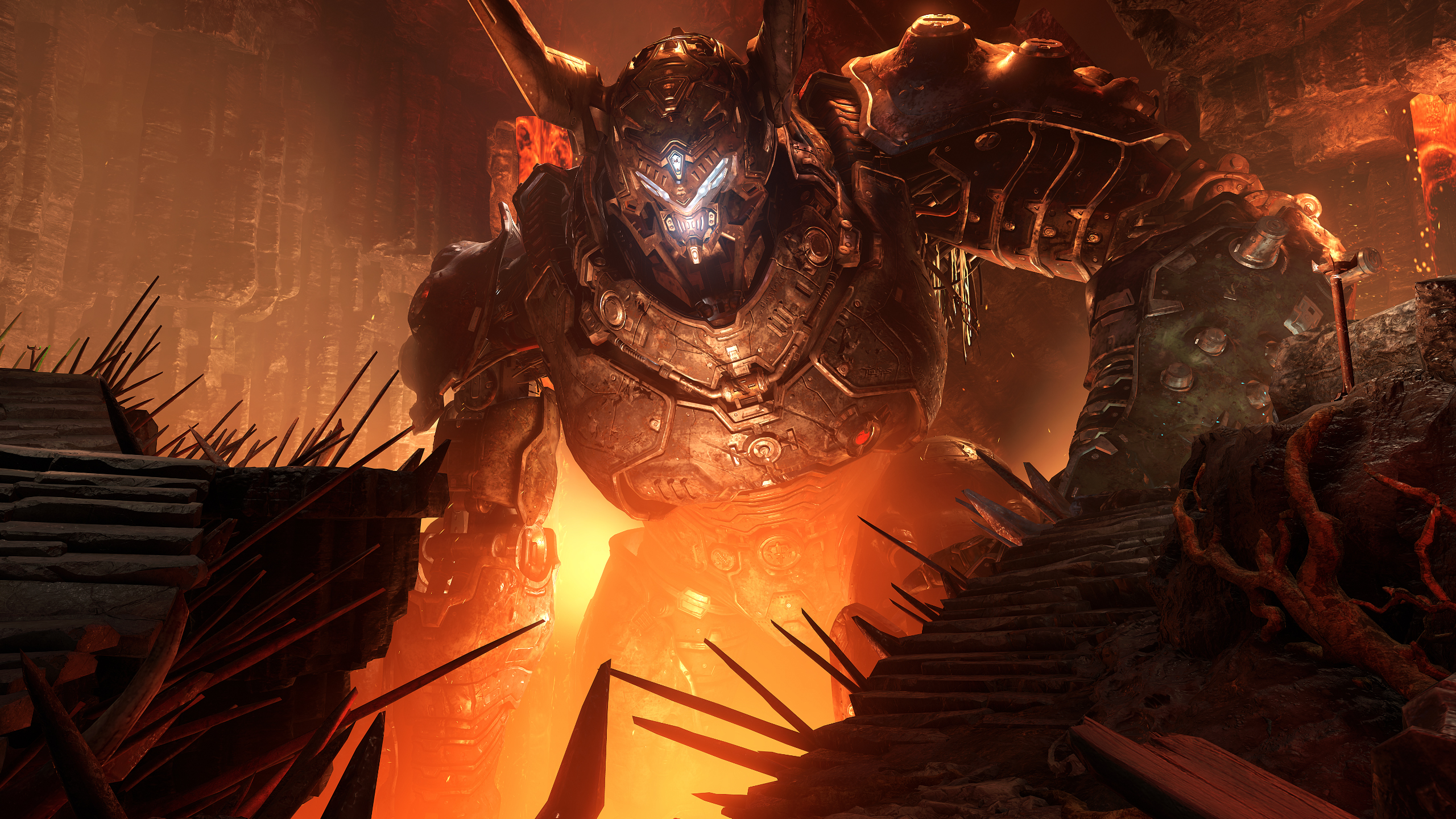 Doom Eternal system requirements and unlock times revealed | PC Gamer