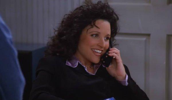 Elaine Yada Yada Seinfeld