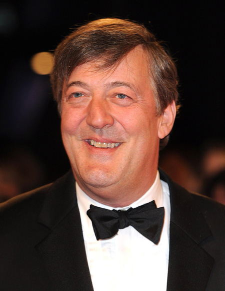 Stephen Fry admits '15 years of cocaine use'