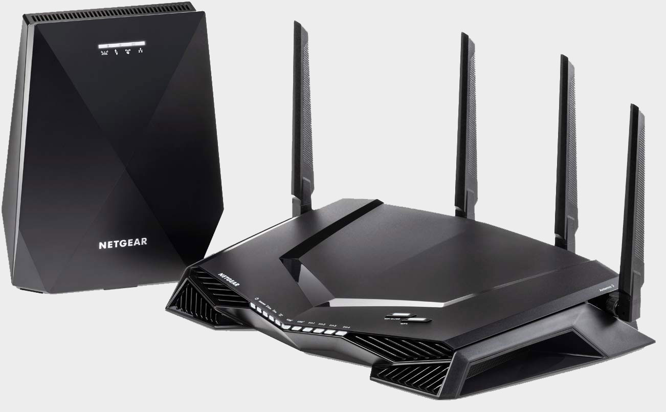 Netgear's new gaming router comes with a pre-paired range extender | PC Gamer