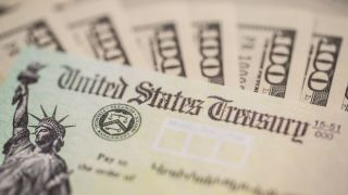 second stimulus check date