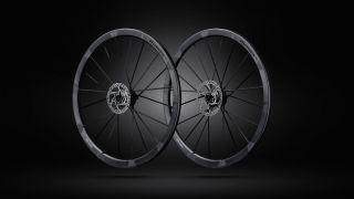 Lightweight gravel wheels