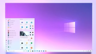 Windows 10 start menu new look