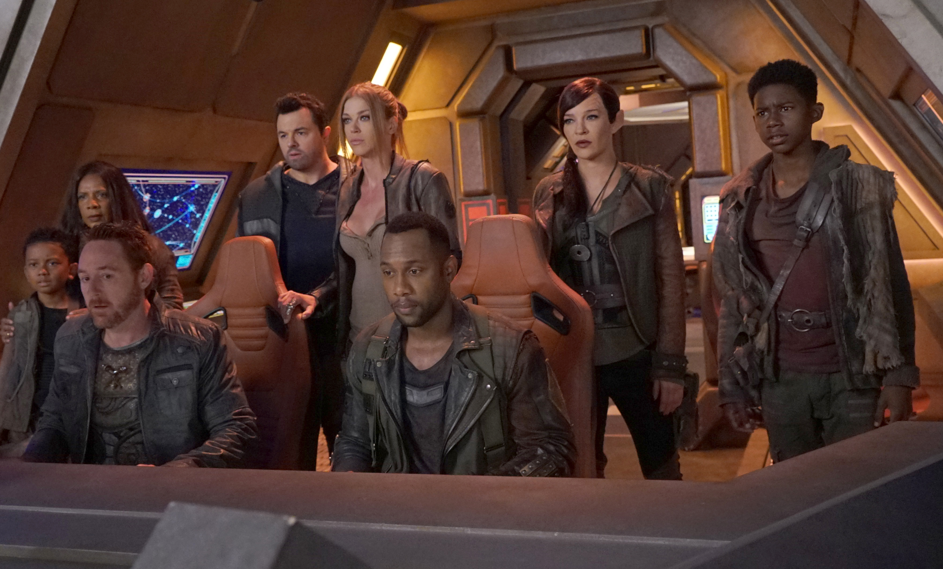 The Orville' Goes Out with a Bang in the Season 2 Finale | Space