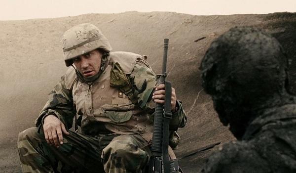 Jarhead Jake Gyllenhaal