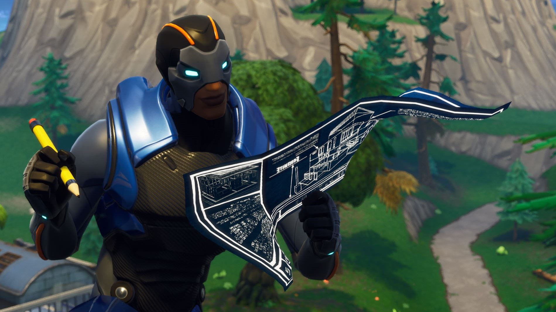 epic reaffirms building and shotgun nerfs not every encounter should have to end in a build off pc gamer - fortnite resource nerf