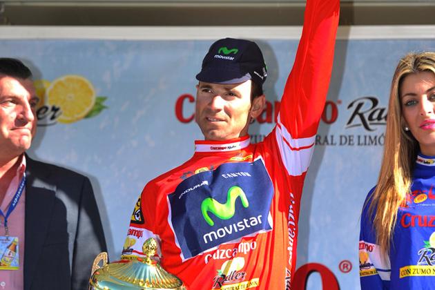 Alejandro Valverde wins the 2014 Ruta del Sol