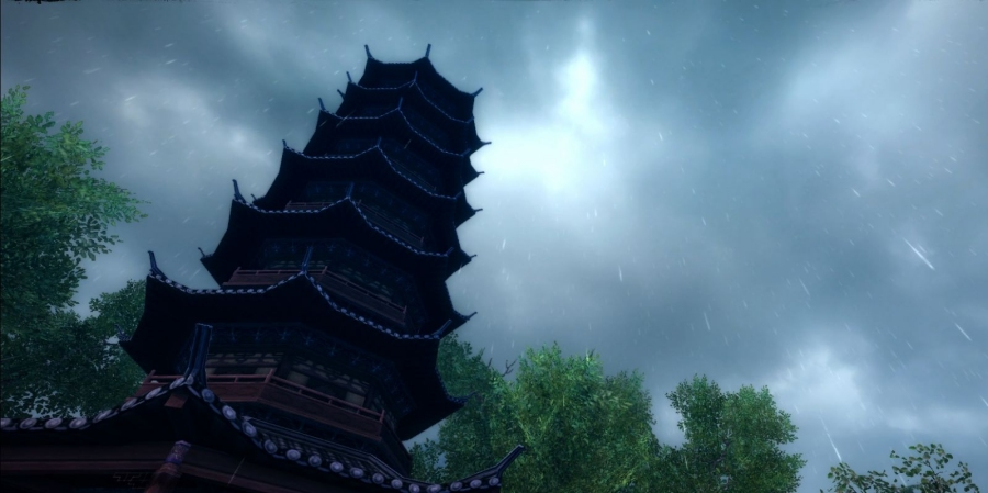 Age Of Wushu Weather System Coming Soon #27329