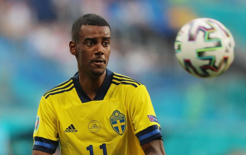 Euro 2020 – Who is Alexander Isak's wife and does he have kids?