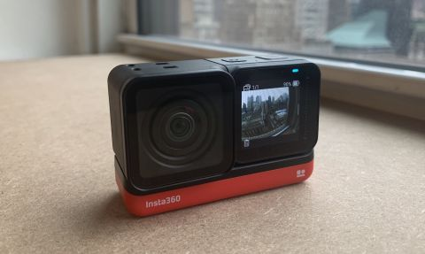 Insta360 One R review