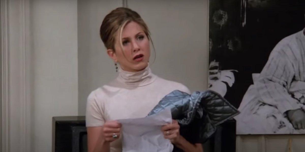 Jennifer Aniston on Friends